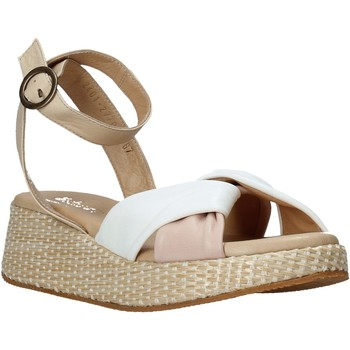 Schuhe Damen Sandalen / Sandaletten Sshady L2401 Beige