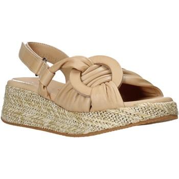 Schuhe Damen Sandalen / Sandaletten Sshady L2406 Beige