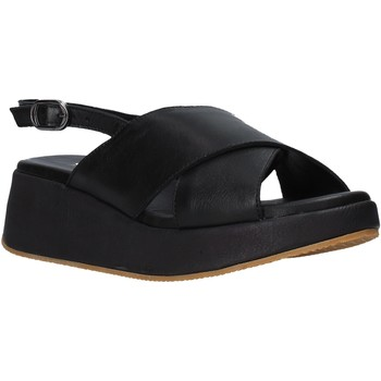 Schuhe Damen Sandalen / Sandaletten Sshady L2410 Schwarz