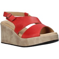 Schuhe Damen Sandalen / Sandaletten Sshady L2502 Rot