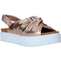 Schuhe Damen Sandalen / Sandaletten Sshady MRT77 Rosa