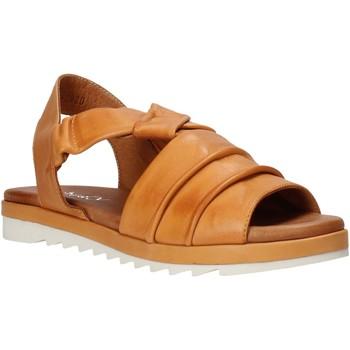 Schuhe Damen Sandalen / Sandaletten Sshady L1401 Braun