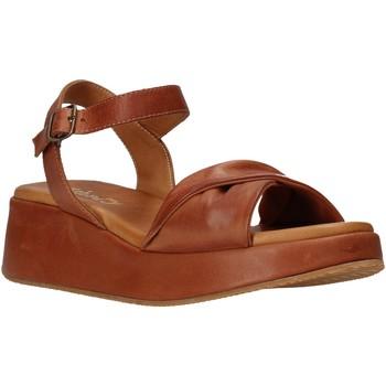 Schuhe Damen Sandalen / Sandaletten Sshady L2402 Braun