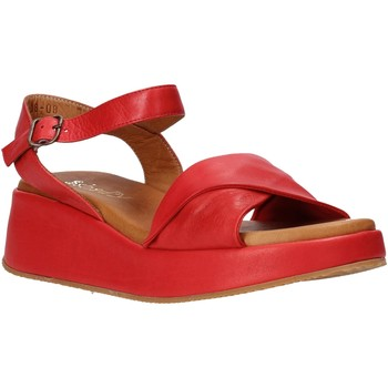 Schuhe Damen Sandalen / Sandaletten Sshady L2402 Rot