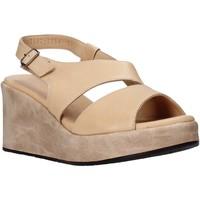 Schuhe Damen Sandalen / Sandaletten Sshady L2502 Beige