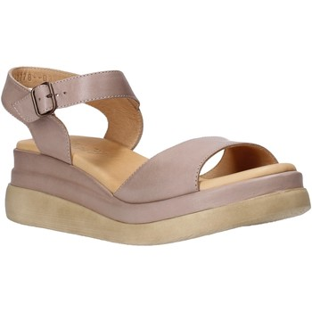 Schuhe Damen Sandalen / Sandaletten Sshady L2601 Grau