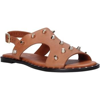 Schuhe Damen Sandalen / Sandaletten Sshady MRT2209 Braun