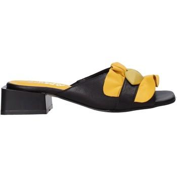 Schuhe Damen Pantoffel Sshady MRT303 Schwarz