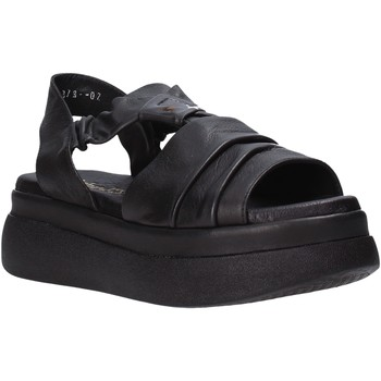 Schuhe Damen Sandalen / Sandaletten Sshady L2209 Schwarz
