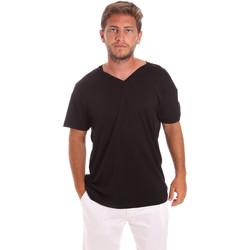Kleidung Herren T-Shirts Colmar 7521 6SS Schwarz