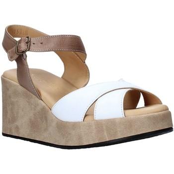 Schuhe Damen Sandalen / Sandaletten Sshady L2503 Weiß