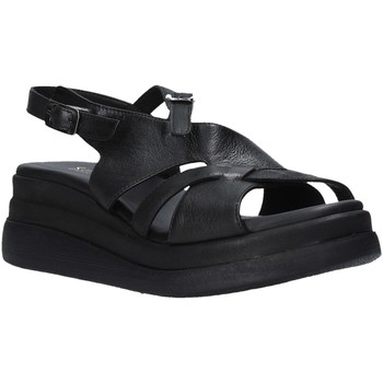 Schuhe Damen Sandalen / Sandaletten Sshady L2603 Schwarz
