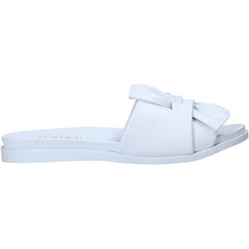 Schuhe Damen Pantoffel Sshady MRT231 Weiß