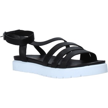 Schuhe Damen Sandalen / Sandaletten Sshady MRT339 Schwarz