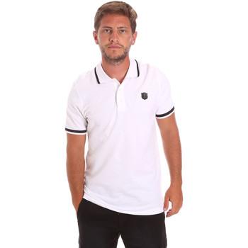 Kleidung Herren Polohemden Roberto Cavalli FST697 Weiß