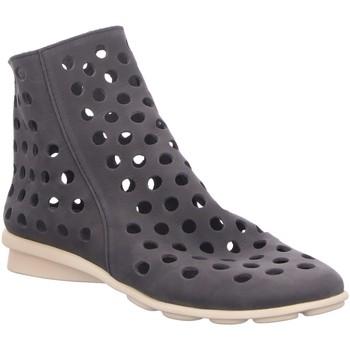 Schuhe Damen Boots Arche Stiefeletten Dato Dato Timber Storm grau