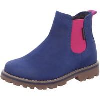 Schuhe Mädchen Boots Vado Stiefel Paris 45202-103 blau