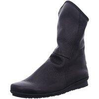 Schuhe Damen Boots Arche Stiefel Barkel Barkel Cerf & Belusa Noir schwarz
