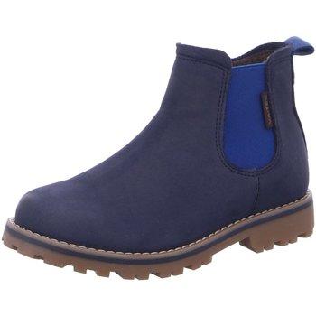 Schuhe Jungen Boots Vado VADO_MID_RV_VA-TEX 45202-PARIS/111 blau