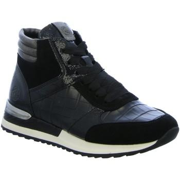 Schuhe Damen Sneaker High Remonte Dorndorf Stiefeletten  DORNDORF HWK 2. Wahl H R2573-01 schwarz
