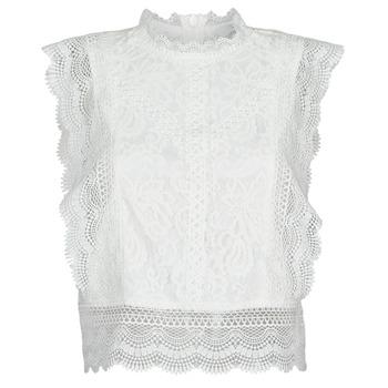 Kleidung Damen Tops / Blusen Only ONLKARO Weiss