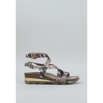 Schuhe Damen Sandalen / Sandaletten Senses & Shoes  Orange