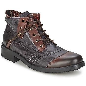 Schuhe Herren Boots Kdopa CARLO Braun