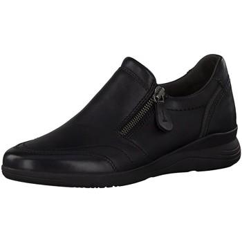 Schuhe Damen Slipper Jana Slipper Da.-Slipper 8-8-24706-27-001 schwarz