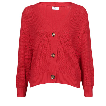 Kleidung Damen Strickjacken Betty London POUPEE Rot