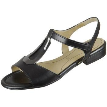 Schuhe Damen Sandalen / Sandaletten Ara Ega S Highoft Schwarz