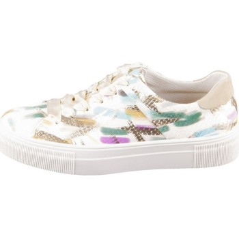 Schuhe Damen Sneaker Low Legero Lima Weiß, Grün, Rosa