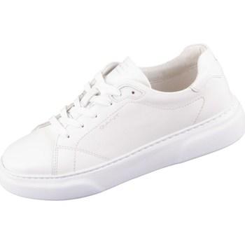 Schuhe Damen Sneaker Low Gant Seacoast Weiß
