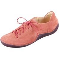 Schuhe Damen Sneaker Low Think Kapsl Orangefarbig