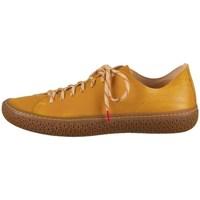 Schuhe Damen Sneaker Low Think Tjub Honigfarbig