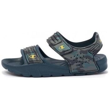 Schuhe Kinder Sandalen / Sandaletten Champion Squirt B PS Grün