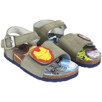 Schuhe Jungen Sandalen / Sandaletten Avengers 2300003858 Gris