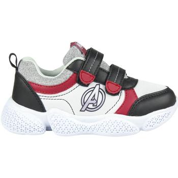 Schuhe Jungen Sneaker Low Avengers 2300004641 Blanco