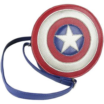 Taschen Kinder Umhängetaschen Capitan America 2100002841 Rojo