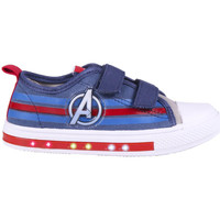 Schuhe Jungen Sneaker Low Capitan America 2300004712 Azul