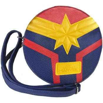 Taschen Kinder Umhängetaschen Captain Marvel 2100002840 Azul