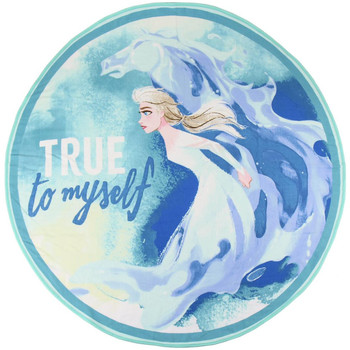 Home Mädchen Handtuch und Waschlappen Disney 2200005506 Azul