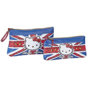 Taschen Damen Kosmetiktasche Hello Kitty 45431 Azul