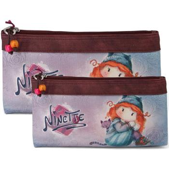 Taschen Damen Kosmetiktasche Ninette 38676 Morado