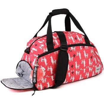 Taschen Damen Sporttaschen Oh My Pop 39162 Rosa