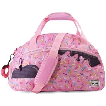 Taschen Damen Sporttaschen Oh My Pop 37891 Rosa