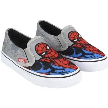 Schuhe Jungen Sneaker Low Spiderman 2300003580 Gris