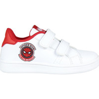 Schuhe Jungen Sneaker Low Spiderman 2300004066 Blanco