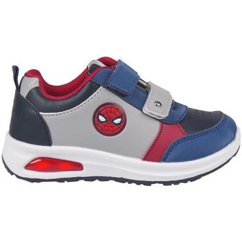 Schuhe Jungen Sneaker Low Spiderman 2300004803 Gris