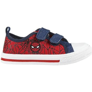 Schuhe Jungen Sneaker Low Spiderman 2300003634 Rojo