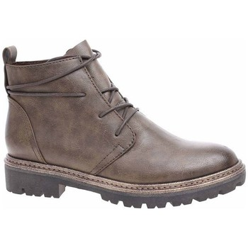 Schuhe Damen Boots Marco Tozzi 222520721728 Braun